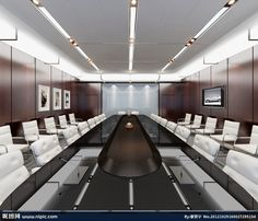 点击查看源网页 Modern Office Design, Office Furniture Design, Metting Room, Office Meeting, Meeting Table, Conference Room Design, Corporate Office Decor, Cool Office, Shop Interior Design