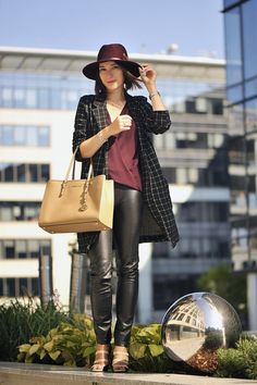 30 Outfits That'll Make You Want a Pair of Leather Pants This Fall | StyleCaster