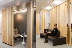 La Parisienne HQ by Studio Razavi architecture, Paris – France » Retail Design Blog