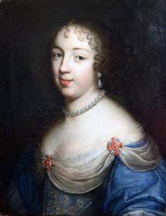 Marie-Louise Pot de Rhodes, 2ème. Duchesse de Vitry et de Château-Villon.