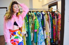 """Where to Shop for What Pops? """"Malena's Vintage Boutique""""   Polished for Pennies"""