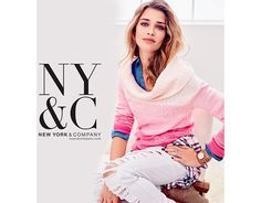 New York & Company | BOGO 50% Off New Arrivals  Up To $100 Off Entire Purchase Sale (nyandcompany.com)