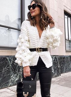87a161360dca 40 Winter Fashion 2018 Outfits To Copy #winterfashion2018 #winter2018  #winter Winter Fashion Casual
