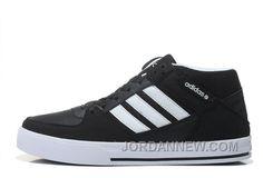http://www.jordannew.com/adidas-neo-men-black-white-for-sale.html ADIDAS NEO MEN BLACK WHITE FOR SALE Only $76.00 , Free Shipping!