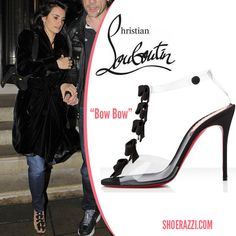 Christian Louboutin Bow Bow strappy sandals - Penelope Cruz