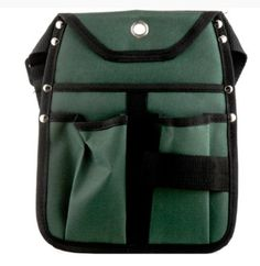 Deluxe Garden / Home Essential Handy 3 Pocket Tool Belt / Bag / Pouch Verdi http://www.amazon.co.uk/dp/B00JP6S14C/ref=cm_sw_r_pi_dp_DSEowb04Q77SJ