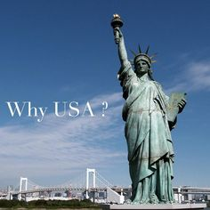 Why study in USA?   Campus Life Experience   Most of top 100 universities in the world located in USA  Comfortable environment  Multicultural  Opportunity for Research Training Teaching  Flexibility . . For more informations please visit us: Sun Education Group Medan Jl. Prof H.M Yamin SH No 21C  061-4514850/ 061-4522694  : medan@suneducationgroup.com by suneducationgroupmedan