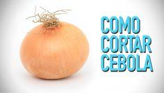 O canal de culinária Cansei de Miojo levou isso bem a sério e resolveu ensinar a mais básica de todas: Como cortar cebola.