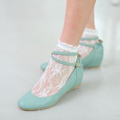 YESSTYLE: 59 Seconds- Lace Socks - Free International Shipping on orders over $150 ($1-20) - Svpply