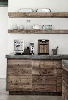 Rosamaria G Frangini   Architecture Kitchens&Landries   Rustic                                                                                                                                                                                 More