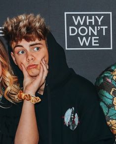 """{completed} """"you keep running back to him I know it's hard"""" Romance Corbyn Besson, Jonah Marais, Jack Avery, Why Dont We Imagines, Why Dont We Band, Zach Herron, Reaction Pictures, My Boyfriend, Cool Bands"""
