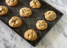 There's Nothing Like Warm Chocolate Chip Cookies Fresh From the Oven