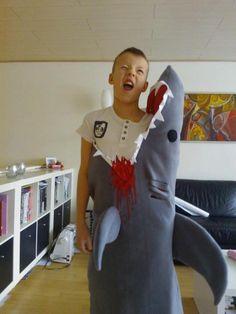 Shark-attack! Costume
