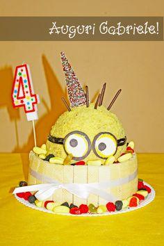 Torta Minion Cattivissimpo Me - Despicable Me