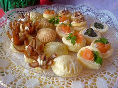 Antipasti rapidi per la Vigilia, ricetta gustosa. Quick Appetizers for Christmas Eve, tasty recipe.