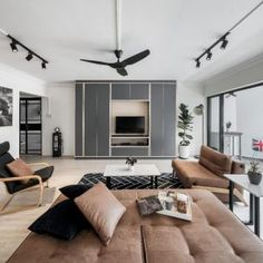 9 Stunning HDB Executive Maisonette Homes that Look Like Landed Property Condo Interior Design, Interior Design Classes, Best Interior Paint, Interior Design Programs, Interior Design Singapore, Interior Design Website, Interior And Exterior Angles, Art Deco Home, Home Decor Kitchen
