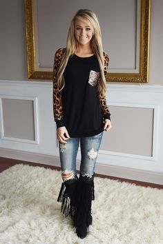 Irresistible in Leopard – The Pulse Boutique