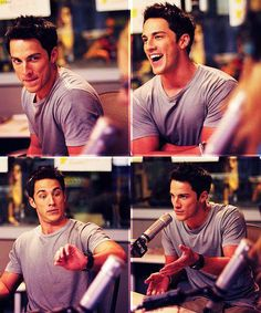 Michael Trevino - Tyler Lockwood