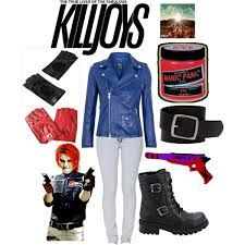 Image result for party poison killjoy