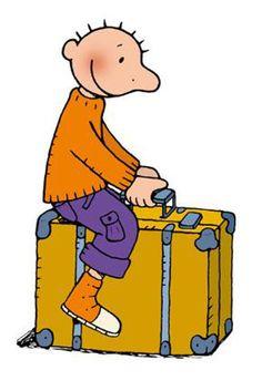 Jules gaat op reis