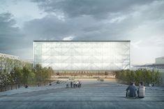 DÜRIG AG: 2017 Modern Architects, Louvre, Bern, Bologna, Architecture, Building, Travel, Arquitetura, Viajes