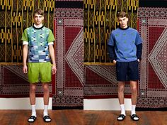 TRINE LINDEGAARD SS 2013 COLLECTION
