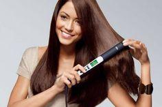 Top 10 Best Hair Straightener Brands In Use 2015 - Grab List Hair Straightener Brands, Hair Straightening, Straight Hairstyles, Cool Hairstyles, Premature Grey Hair, Big Natural Hair, Healthy Hair Tips, Hair Serum, Love Hair