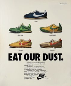 f647a5a5cd68b 15 Best Nike 70s ads images in 2016 | Nike, Vintage nike, Nike ad