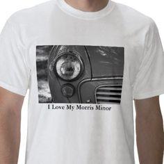 i sold this morris minor t shirt at zazzle