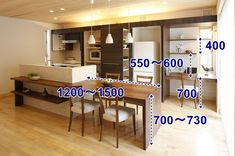 Summary of dimensions of furniture equipment etc.- Summary of dimensions of furniture equipment etc. Woodworking Software, Woodworking Store, Woodworking Furniture, Woodworking Plans, Diy Kitchen Storage, Home Hacks, House Plans, House Design, Flooring