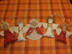 My first Christmas angels