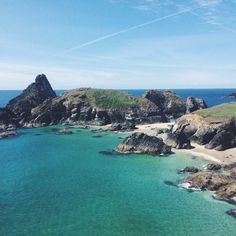 Kynance Cove – 10 Things to do in Cornwall