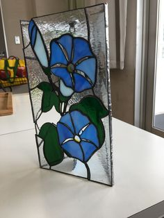 760 best stained glass flowers images on pinterest in 2018 stained