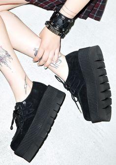 324947824e0 platform creepers punk nu goth pastel goth goth creepers fachin platforms  flatforms shoes plus size shoes