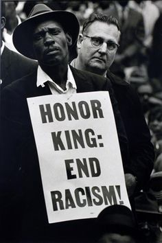 Martin Luther King Jr. Funeral - Honor King End Racism | Flanders ...