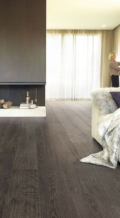 Laminate Flooring-wide plank-must have Home Design Decor, House Design, Interior Design, Home Decor, Quickstep Laminate, Laminate Flooring, Parquet Flooring, Flooring Ideas, Floors