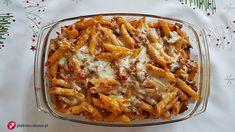 Zapiekanka makaronowa w sosie pomidorowym Penne, Pasta Salad, Macaroni And Cheese, Ethnic Recipes, Food, Crab Pasta Salad, Mac And Cheese, Meal, Eten