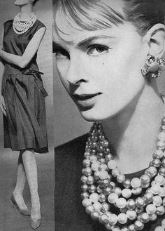 March Vogue 1960