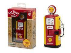 Wayne 100-A Shell Oil Gas Pump Replica
