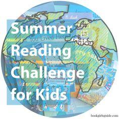 Read Around the World: Children's Summer Reading Challenge 2021 - Book Girls' Guide