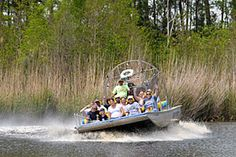 Gulf Coast Gator Ranch & Airboat Tours -- I am so going here while I'm in Mississippi Family Weekend, Weekend Trips, Family Road Trips, Florida Vacation, Beautiful Beaches, Spring Break, Mississippi, Places To Go, Coast