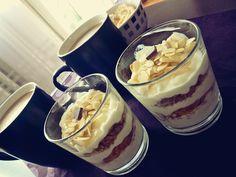 deser jogurtowy + kawa :) x2