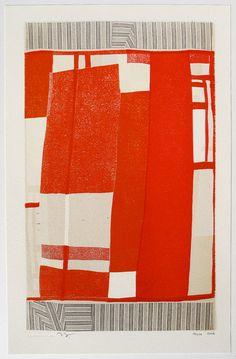 Collaboration Letterpress print Debra Smith / by sakiori on Etsy Collages, Collage Art, Ticking Fabric, Letterpress Printing, Textile Artists, Gravure, Fabric Art, Fiber Art, Printmaking