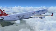 تمتع بـ #رحلة_طيران لا مثيل لها مع #الخطوط_التركية