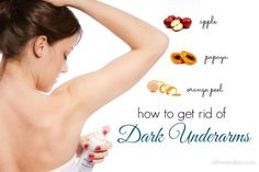 22 tips on how to get rid of dark underarms fast & naturally