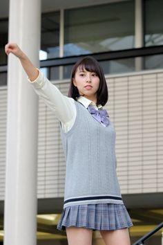 えりちゃんの胸の膨らみ、、❤️乳首なめて、吸って、ビンビンに立ってきた乳首をコリコリ弄んであげる❤️ Korean Model, Schoolgirl, Blouse, Long Sleeve, Cute, Sleeves, Japan, Outfits, Tops