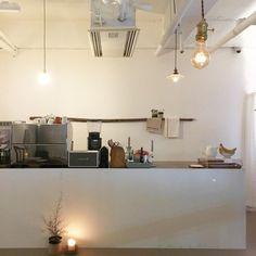 Coffee Cafe Interior, Cafe Interior Design, Interior Design Inspiration, Simple Cafe, Korean Cafe, Coffee Shop Aesthetic, Counter Design, Coffee Design, Cafe Restaurant