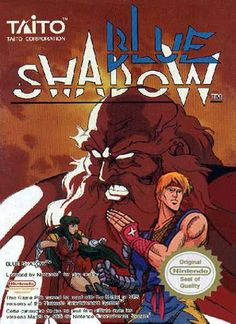 NES Games - Blue Shadow