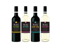 Custom wine labels m