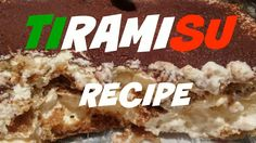 Tiramisu Recipe | Italian recipe | Italian dessert | Foreign Recipes Series | Real Spanish Food - http://www.cookingnovel.com/tiramisu-recipe-italian-recipe-italian-dessert-foreign-recipes-series-real-spanish-food/ #cooking #recipe #food